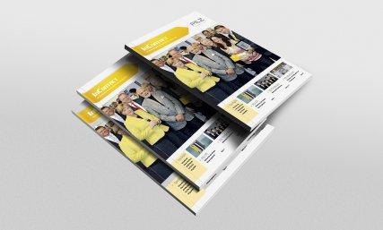 Kunde: Pilz<br/>Projekt: InContact Mitarbeiterzeitung