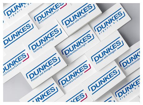 Kunde: Dunkes UmformtechnikProjekt: Entwicklung einer neuen Logofamilie