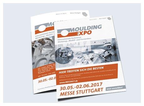Kunde: Messe StuttgartProjekt: MOULDING EXPO