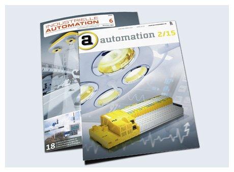 Kunde: Pilz Sichere AutomationProjekt: Titelseitengestaltung