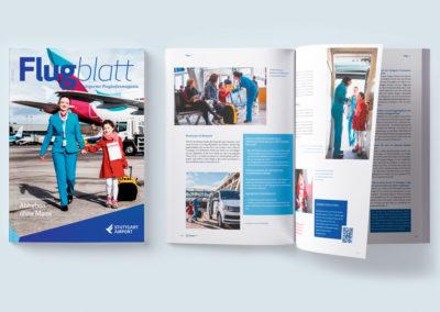 Flugblatt Magazin