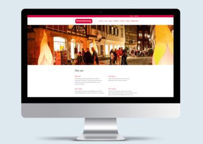 Wirtschaft für Esslingen Webseite